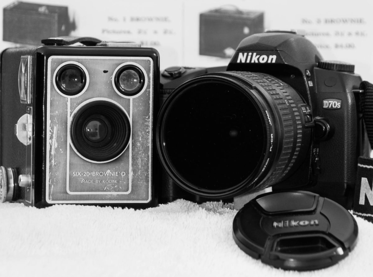 History of Cameras – Photography ~ Beyond the Selfie